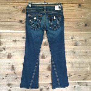 """True Religion Joey Jeans in Lonestar Sz 29x32""""Insm"""